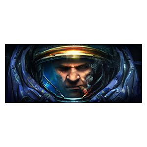 StarCraft. Размер: 140 х 60 см